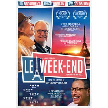 Le Week-End (DVD) (Le Film Halloween)