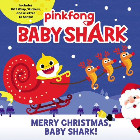 Christmas Gifts From Toddlers (BABY SHARK'S FIRST CHRIST MAS)