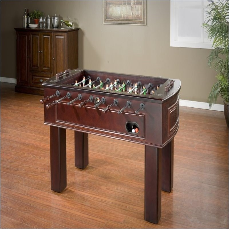 Bowery Hill Carlyle Foosball Table by Bowery Hill