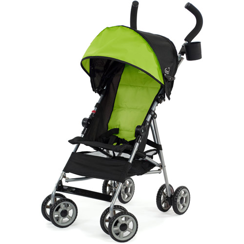 Kolcraft Cloud Umbrella Stroller, Spring Green