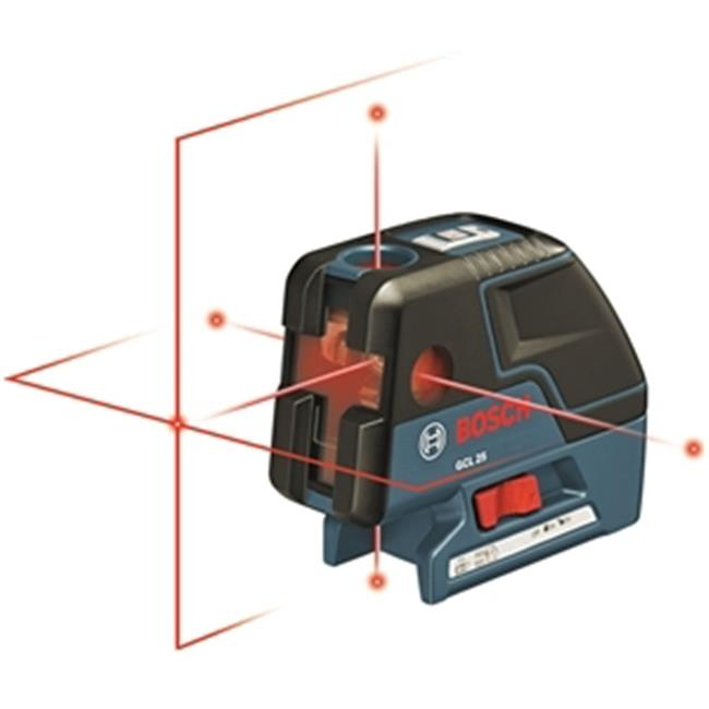Cst Corporation GCL25 Five-Point Self Leveling Alignment Laser with Cross-Line