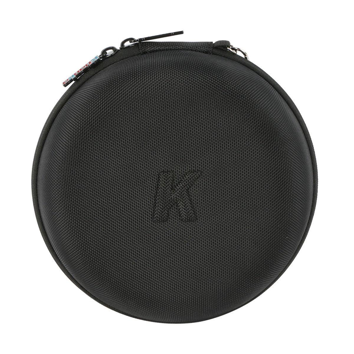khanka hard case travel storage bag for sennheiser hd 202 ii professional studio monitor. Black Bedroom Furniture Sets. Home Design Ideas