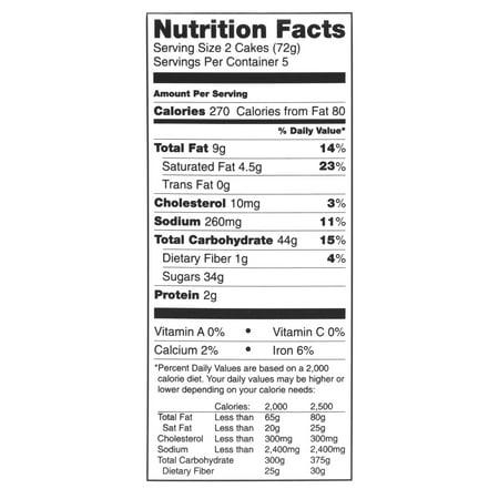 Hostess® Zingers® Devil's Food Cake 12 7 oz Box (10 Count)