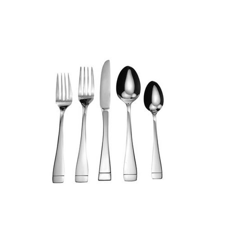 David shaw silverware splendide rita 20 piece flatware set - Splendide cutlery ...