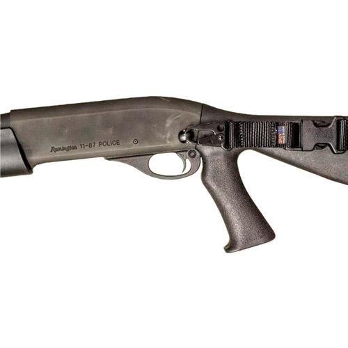 GrovTec Shotgun Side Mount Single-Point Adapter, Snap Hoo...