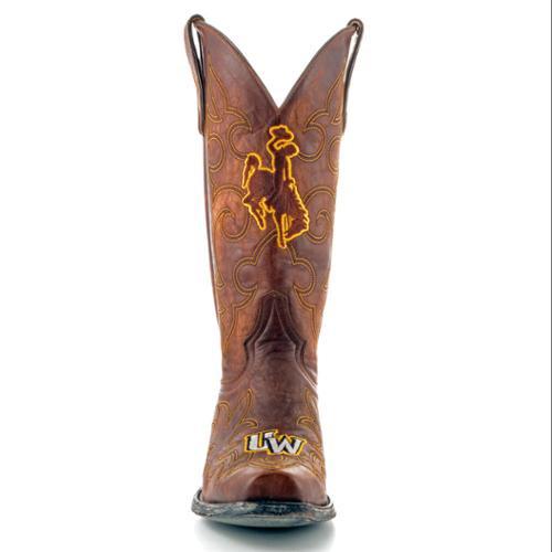 gameday bottes de cuir université du bottes wyoming en bottes du de cow - boy (9,5) 6e4691