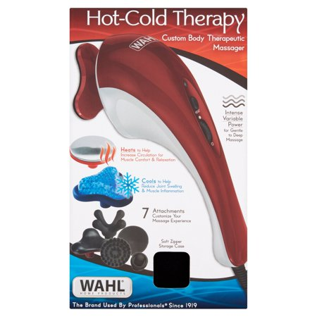 Wahl Hot Cold Therapy Custom Body Therapeutic Massager