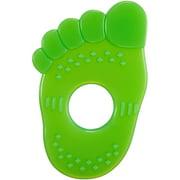 Simba Foot Silicone Teether, Green