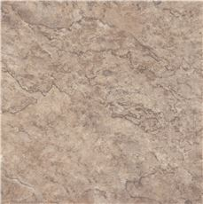 Armstrong Units Self-Adhesive Floor Tile, Beige, 12X12 In., .045 Gauge