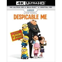 Despicable Me (4K Ultra HD)
