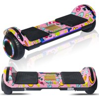 1 Body Design Fancy Painting Hoverboard Self Balancing SGS Certified CarryHandle