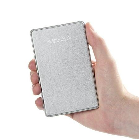 oyen digital u32 shadow 1tb usb 3 1 external hard drive for