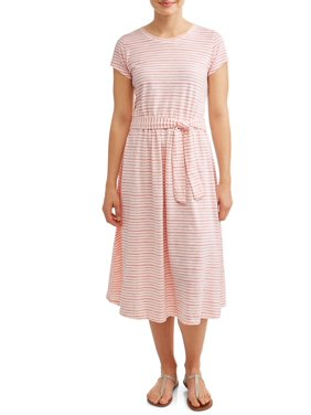 2b4bba53ddf Product Image Women s Knit Tie Waist Dress
