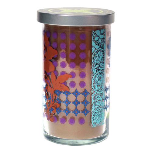 Acadian Candle Bamboo and White Lilly Designer Candle