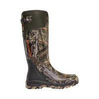 "Lacrosse Alphaburly Pro 18"" Men's Hunting Boot Mossy Oak Country, 12M 376027-12"