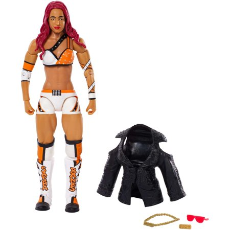 WWE Elite Sasha Banks Action Figure