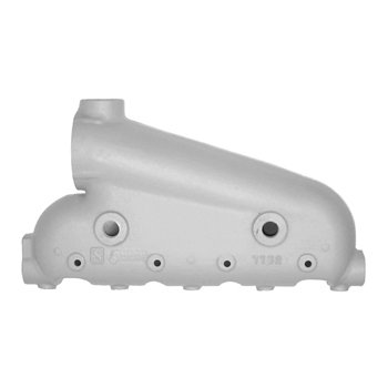 Exhaust Manifold Osco Crusader 5.0L 5.7L w/Log Style Starboard SidePro #: 18-1925 X-Ref #: 977529-40414