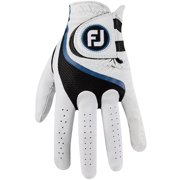 NEW FootJoy ProFLX White/Black/Blue Golf Glove Men's Left Regular (ML) CLOSEOUT