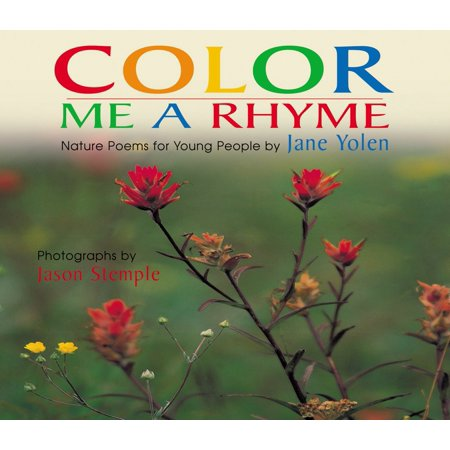 Funny Halloween Poems That Rhyme (Color Me a Rhyme : Nature Poems for Young)