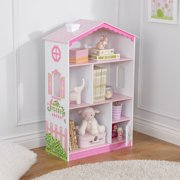 Kidkraft Dollhouse Cottage Bookcase Image 3 Of 9