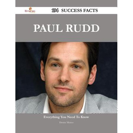 Paul Rudd 194 Success Facts - Everything you need to know about Paul Rudd - - Paul Rudd Halloween