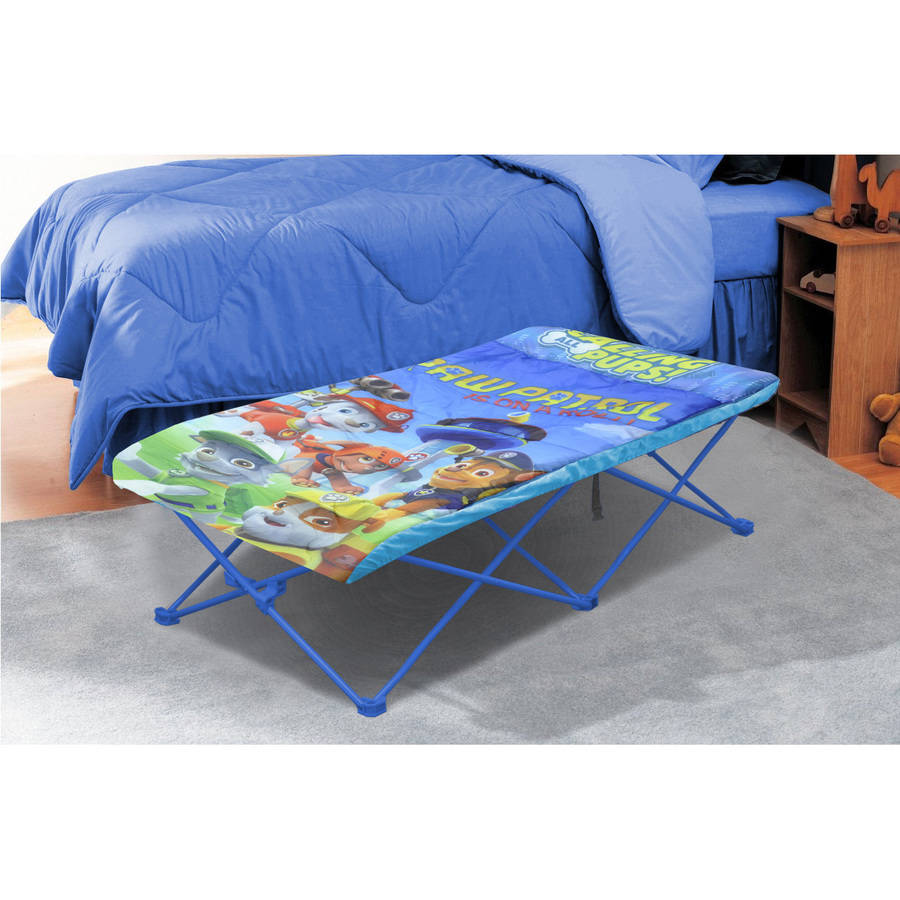 Nickelodeon Paw Patrol Portable Travel Bed