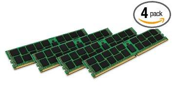 Kingston 64gb 2133mhz Ddr4 (kit Of 4) Dr X4 W/ts