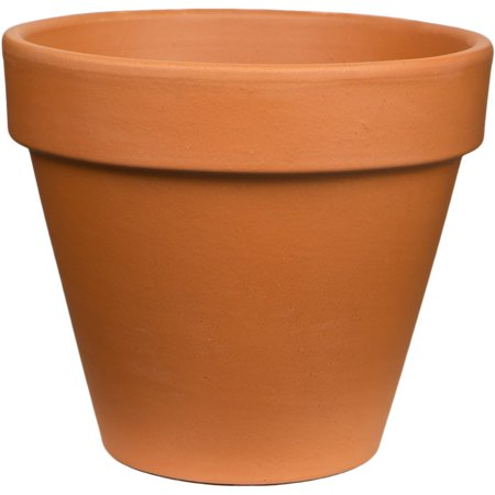 Pennington Terra Cotta Clay Pot Planter 12 Inch Walmart Com