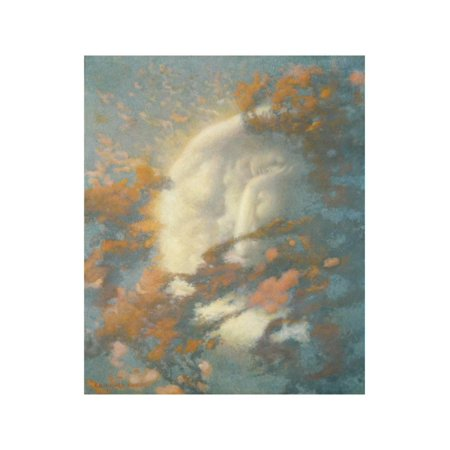 Away Wall Art - Pack Clouds Away and Welcome Day Print Wall Art By Edward Robert Hughes
