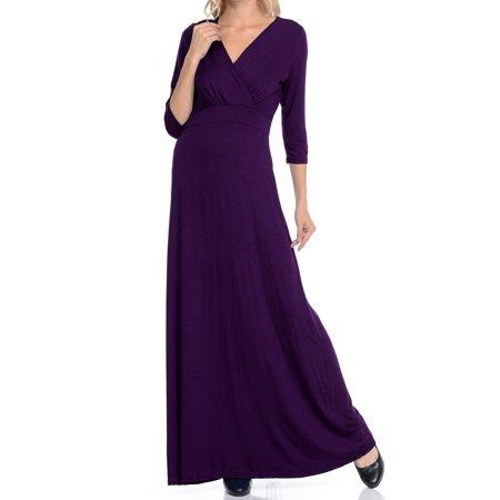 Basico Women's Fashion Maxi Long (20s Women's Fashion)