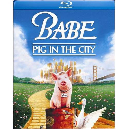 Babe: Pig In The City - 15th Anniversary (Blu-ray)