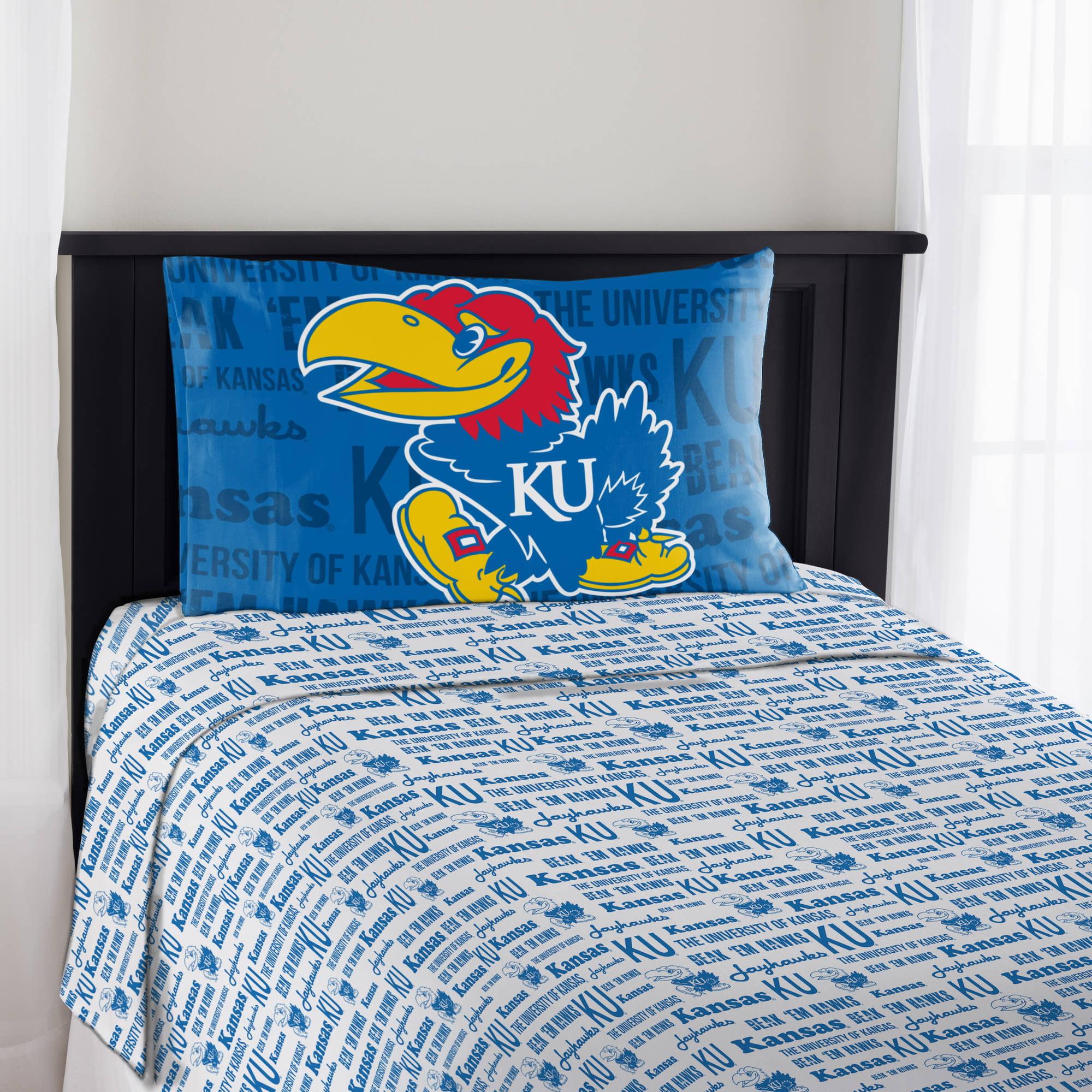 "NCAA Kansas Jayhawks ""Anthem"" Sheet Set, 1 Each"