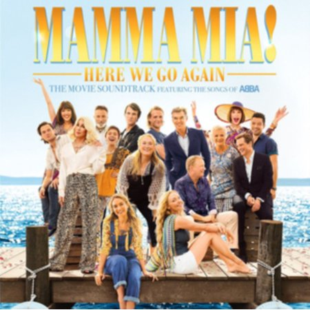 VARIOUS ARTISTS-MAMMA MIA - HERE WE GO AGAIN (Here We Go Again Deluxe Resale Boutique)