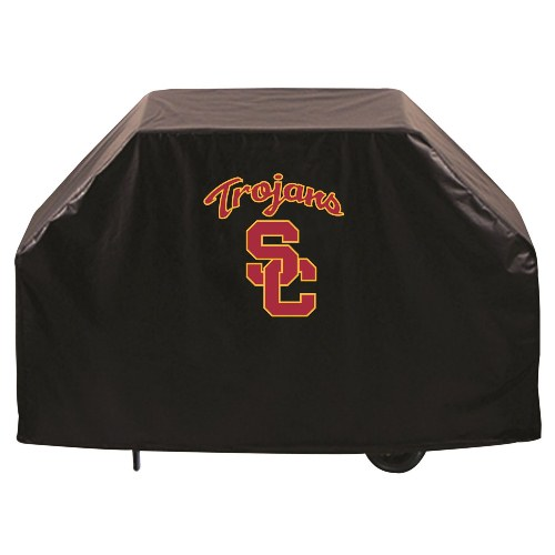 NCAA Grill Cover by Holland Bar Stool, 72'' - USC Trojans
