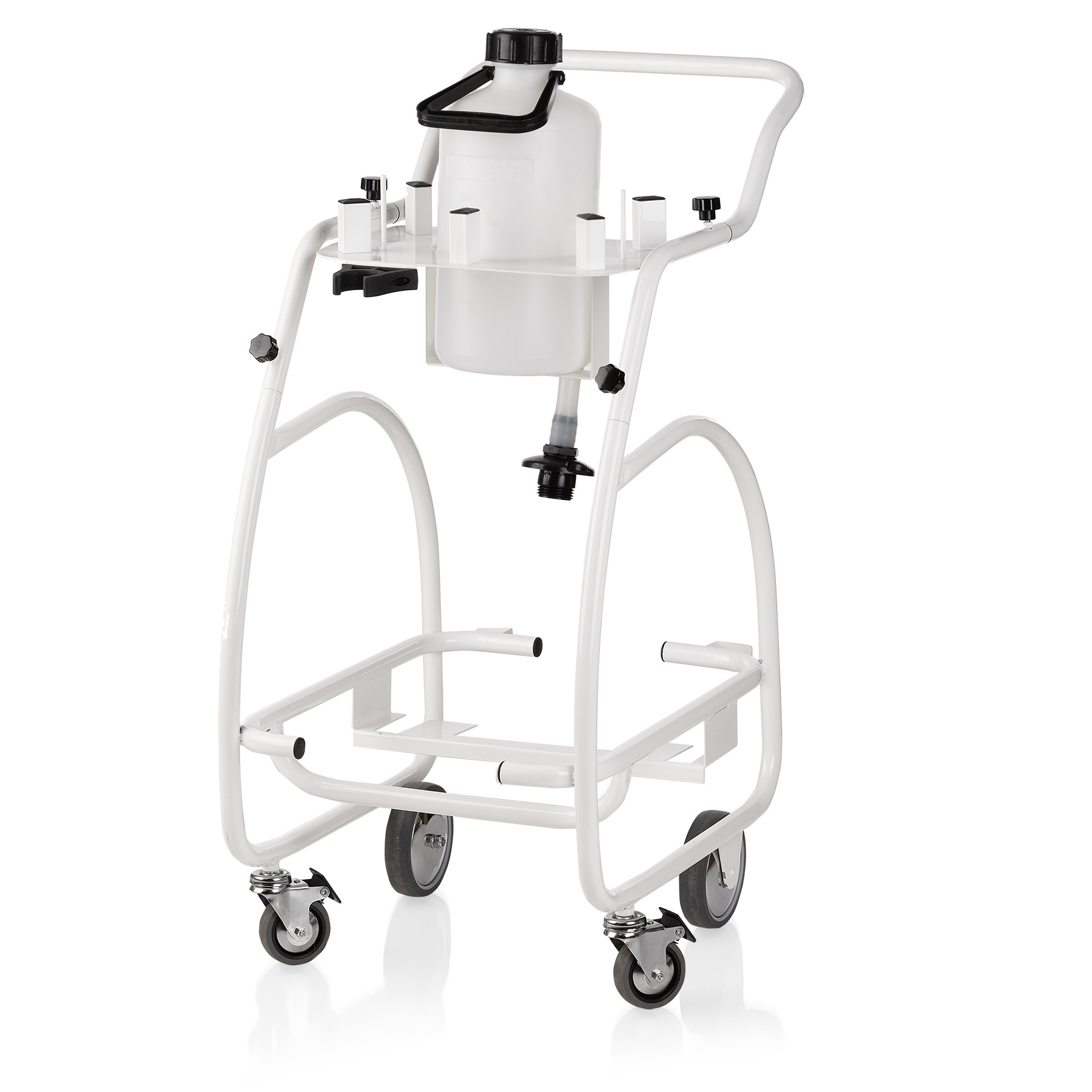 Reliable Trolley for Brio Pro 1000CC, White, 1000CT