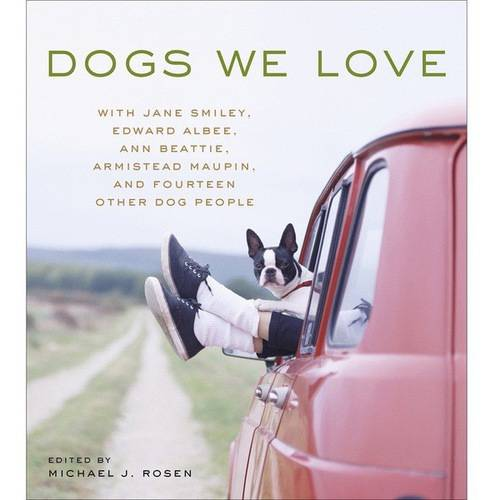 Artisan Books Dogs We Love