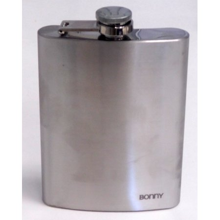 Bonny Flask - 8 oz - Stainless steel