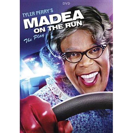 Tyler Perry's Madea On The Run: The Play (DVD) - Boo A Madea Halloween Movie Cast