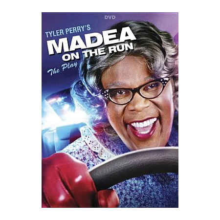 Tyler Perry's Madea On The Run: The Play (DVD) - Boo A Madea Halloween Movie Trailer