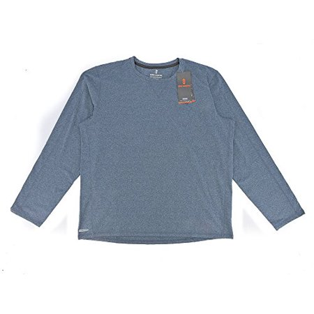 Ultimate Sweater Machine Deluxe (Free Country Ultimate Comfort Pull-Over Long Sleeve Sweater (Indigo Heather,)