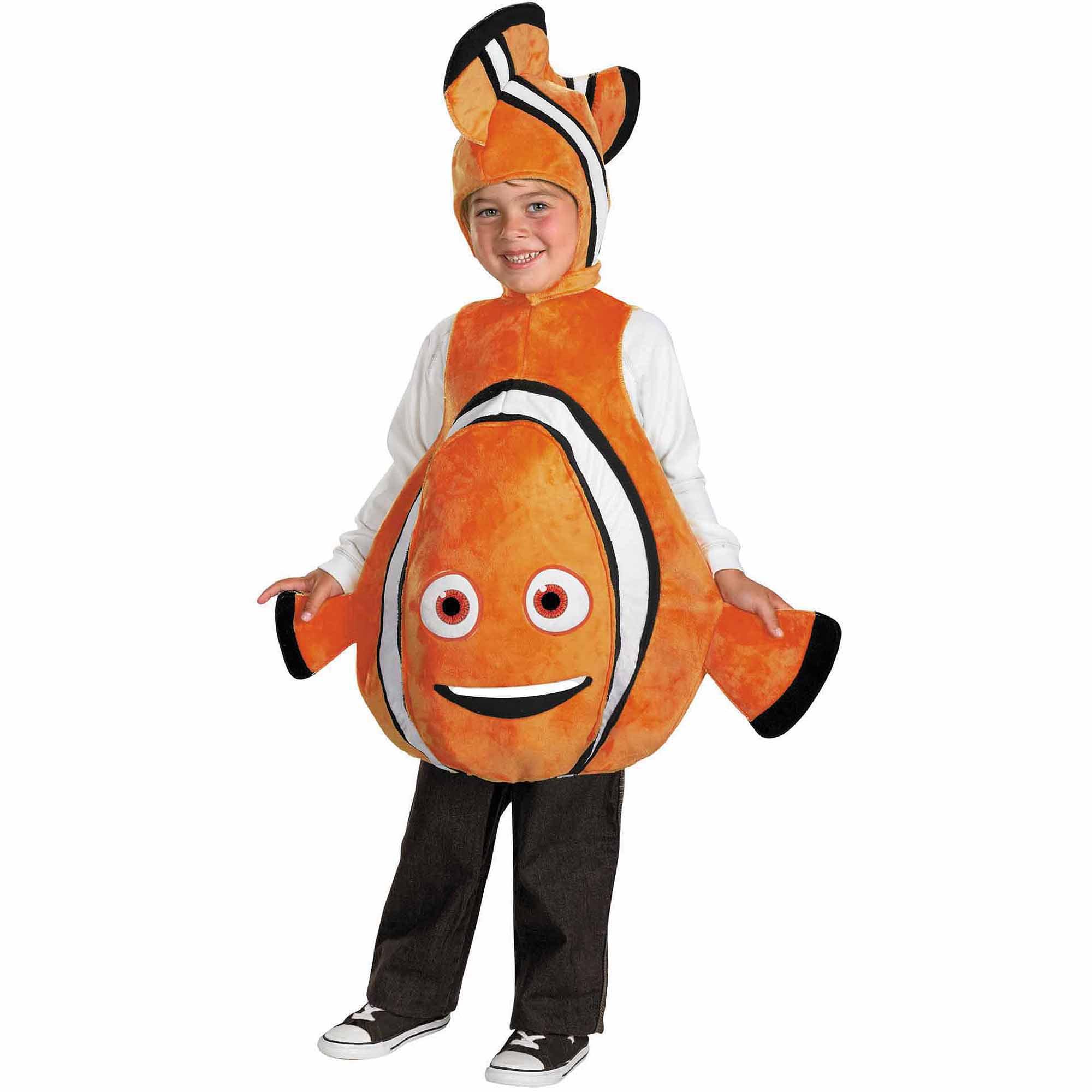 Nemo Deluxe Child Halloween Costume - Walmart.com