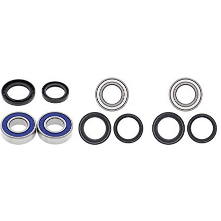 All Bearing Kit for Front & Rear Wheels Kawasaki KLF300C