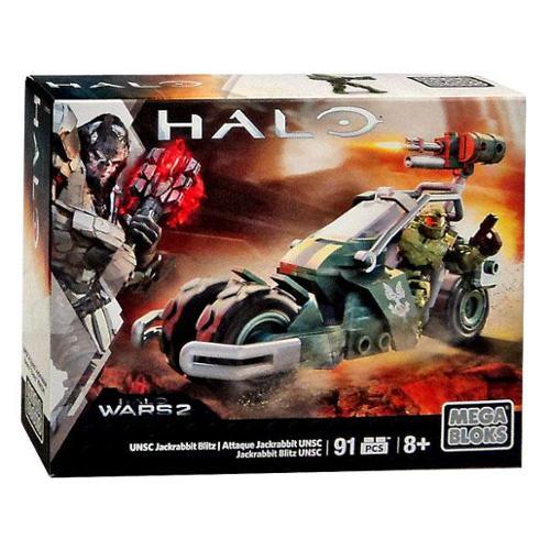 Halo Wars 2 UNSC Jackrabbit Blitz Set Mega Bloks 31848