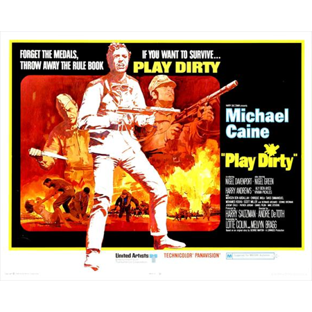 Play Dirty - movie POSTER (Style A) (30