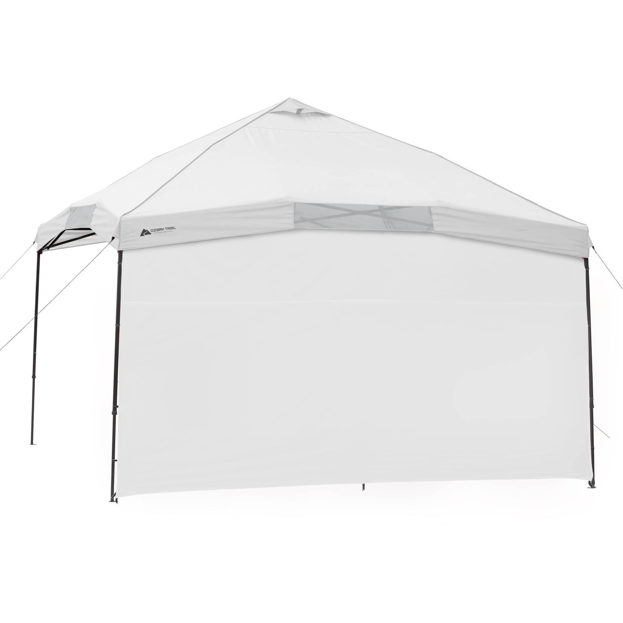 12u0027 X 12u0027 Gazebo Top Cover Patio Canopy Sun Wall Portable Outdoor Shad Ozark