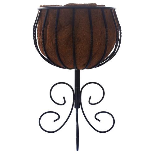 Gardman Blacksmith Round Urn Planter by Gardman