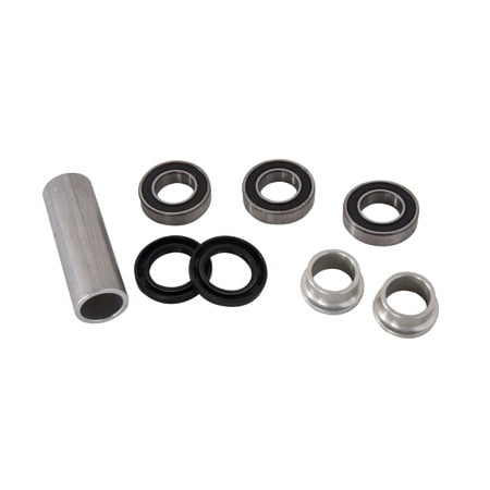 G-Force Richter Replacement Wheel Bearing and Spacer Kit - Rear for Yamaha YZ250F 2001-2008