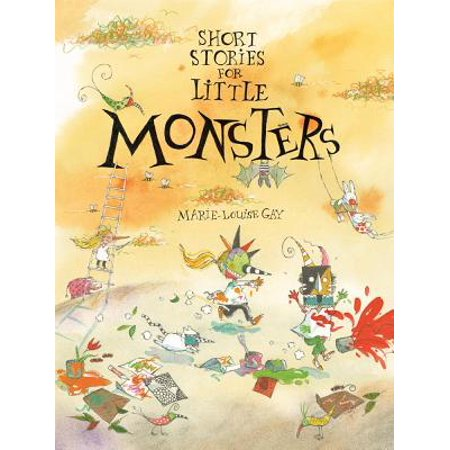 Short Stories for Little Monsters - Short Halloween Stories For Students