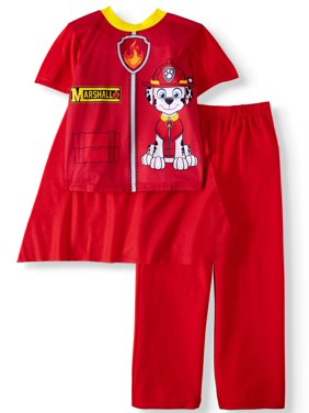 Paw Patrol 3pc Pajama Set (Little Boys & Big Boys)