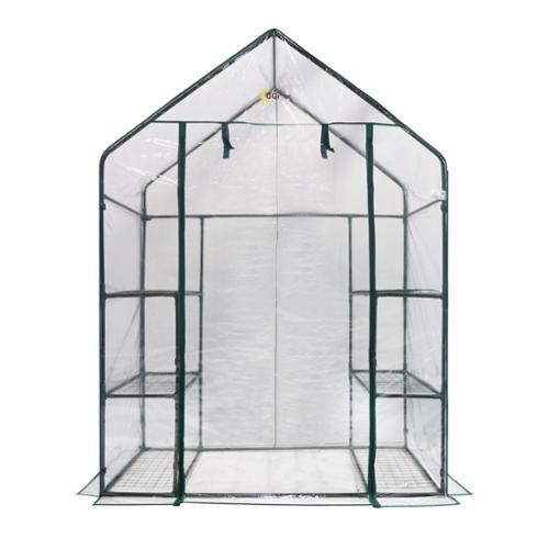 Ogrow Deluxe 6-Shelf Walk-in Portable Greenhouse by Overstock